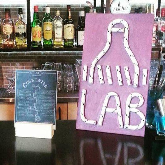 Lab Coffee 'n Drinks