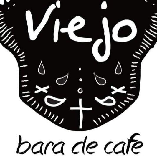 Viejo Bara de cafe