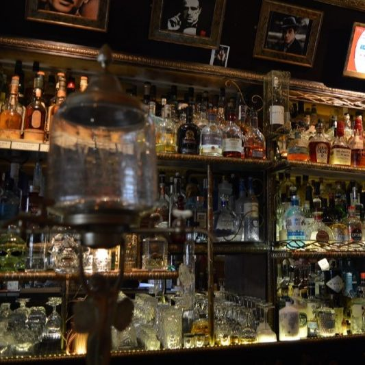 Vecchio Cafe - Bar